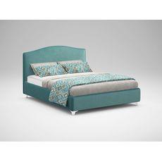 Кровать с подъемным механизмом MOON 1158 цвет зеленый